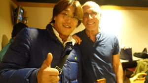 with Larry Carlton(Guitar)|2015.01.28