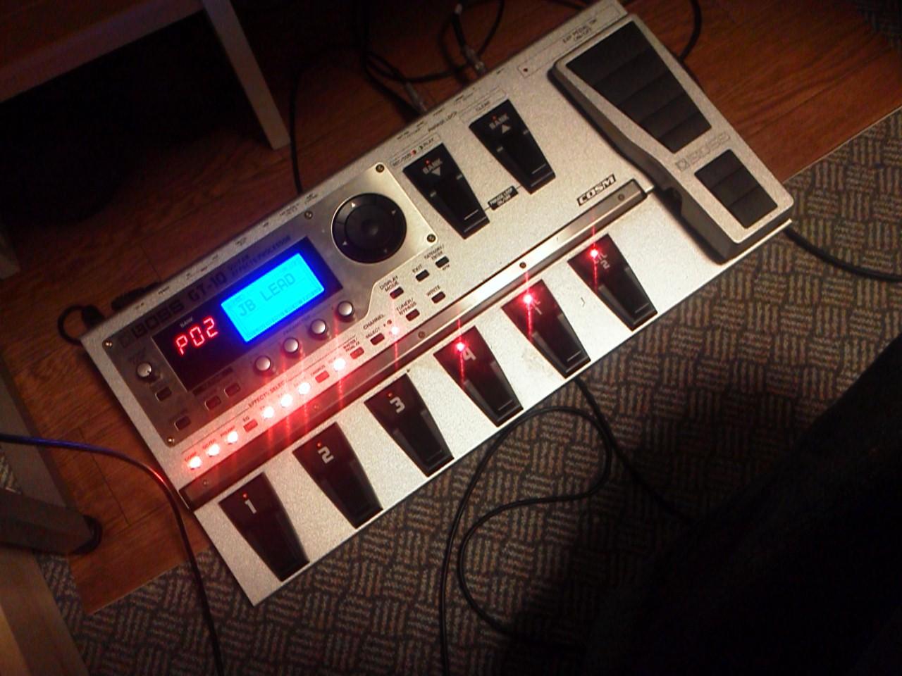 機材・楽器