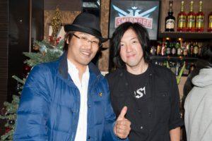 Toshi Yanagiさんと|2014年12月20日