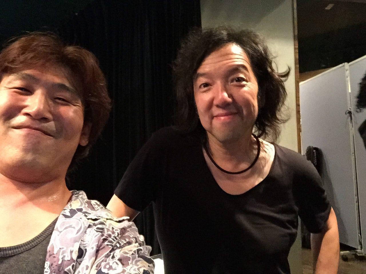 Toshi Yanagi師匠と