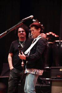 Steve Lukather With me