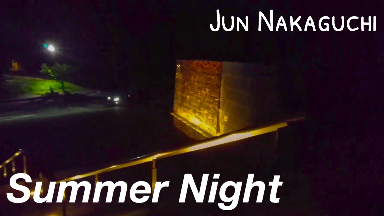 Summer Night Title
