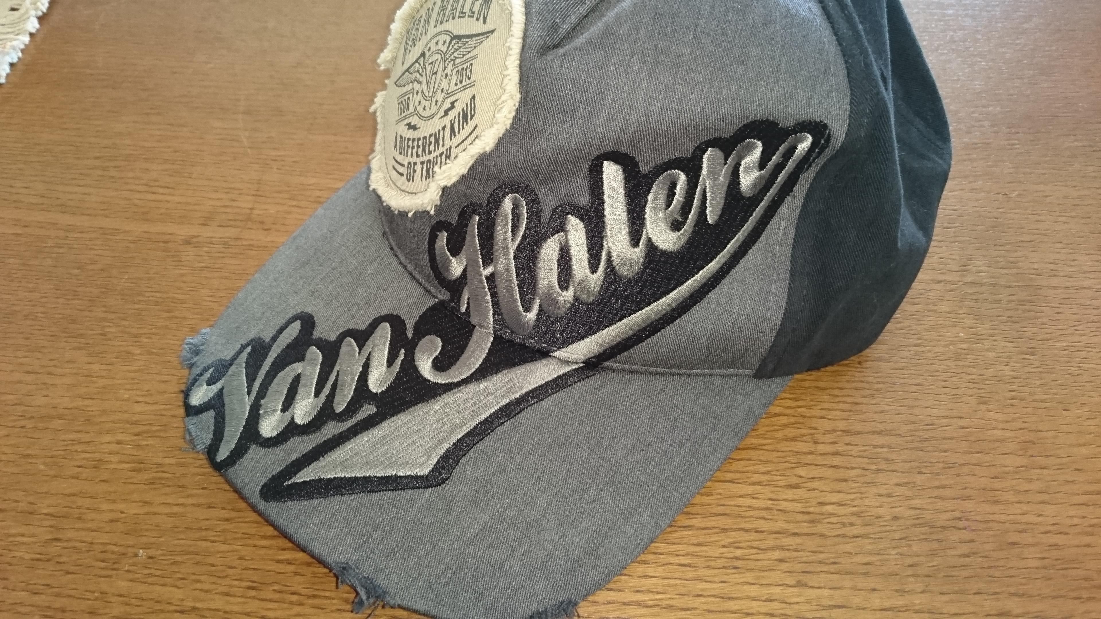 帽子|キャップ|Van Halen|写真集