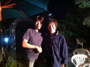 増尾好秋さんと|2012年9月24日