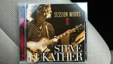 The 2nd compilation album of Luke's session works