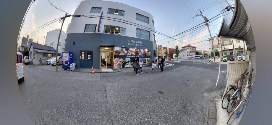 ツルタ楽器 ミュージックセンター|〒446-0031 愛知県安城市朝日町12−11