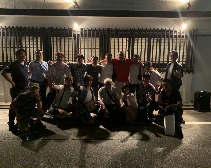 2019年8月11日山の会|岡崎高校ラグビー部39回生