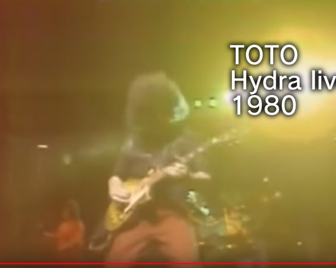 TOTO Hydra live 1980