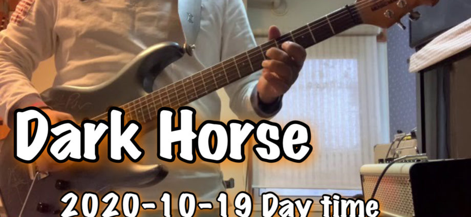 限定公開 練習中|【Dark Horse】Jun Nakaguchi / THR30ⅡWireless 購入記念!シリーズ / 2020-10-19 Day time training