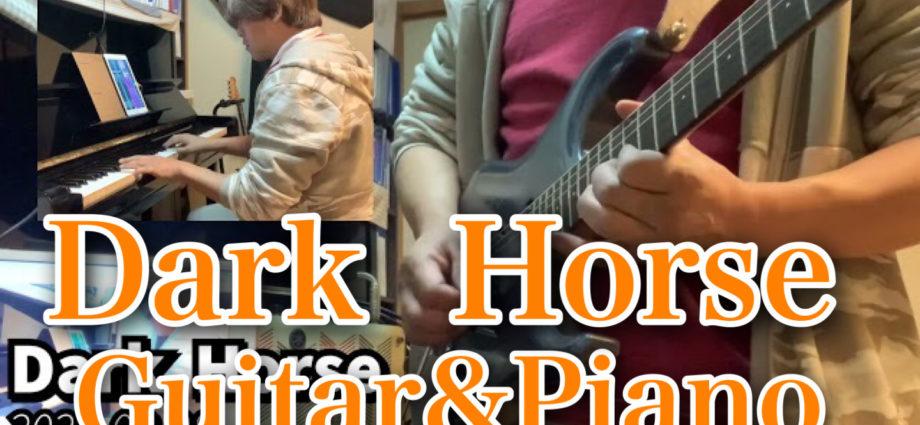 Dark Horse |Guitar&Piano