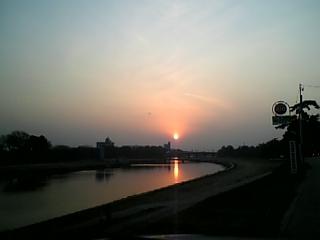 夕陽│昔の名前で│芸名とか│2017-06-24