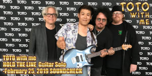 TOTO with me